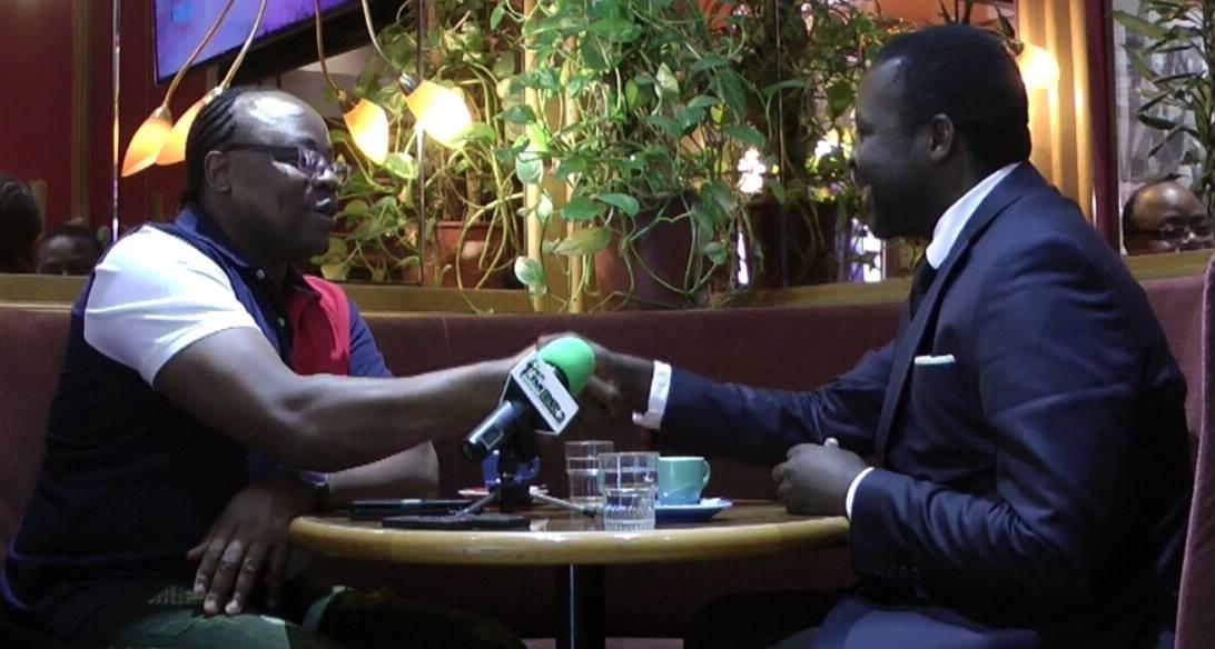 MARTIAL BISSOG: «Maurice KAMTO GRACE A LA PRISON EST DEVENU UN HOMME POLITIQUE»