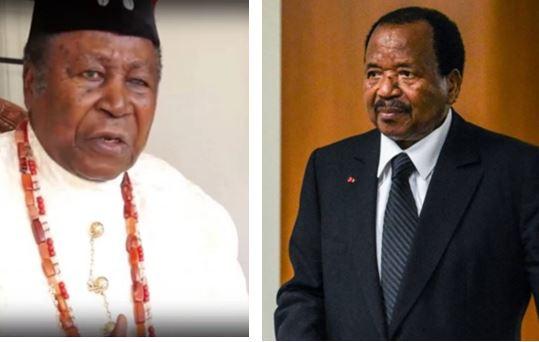CAMEROUN/Crise Anglophone : Le Doyen du Sénat de nouveau en colère contre le gouvernement
