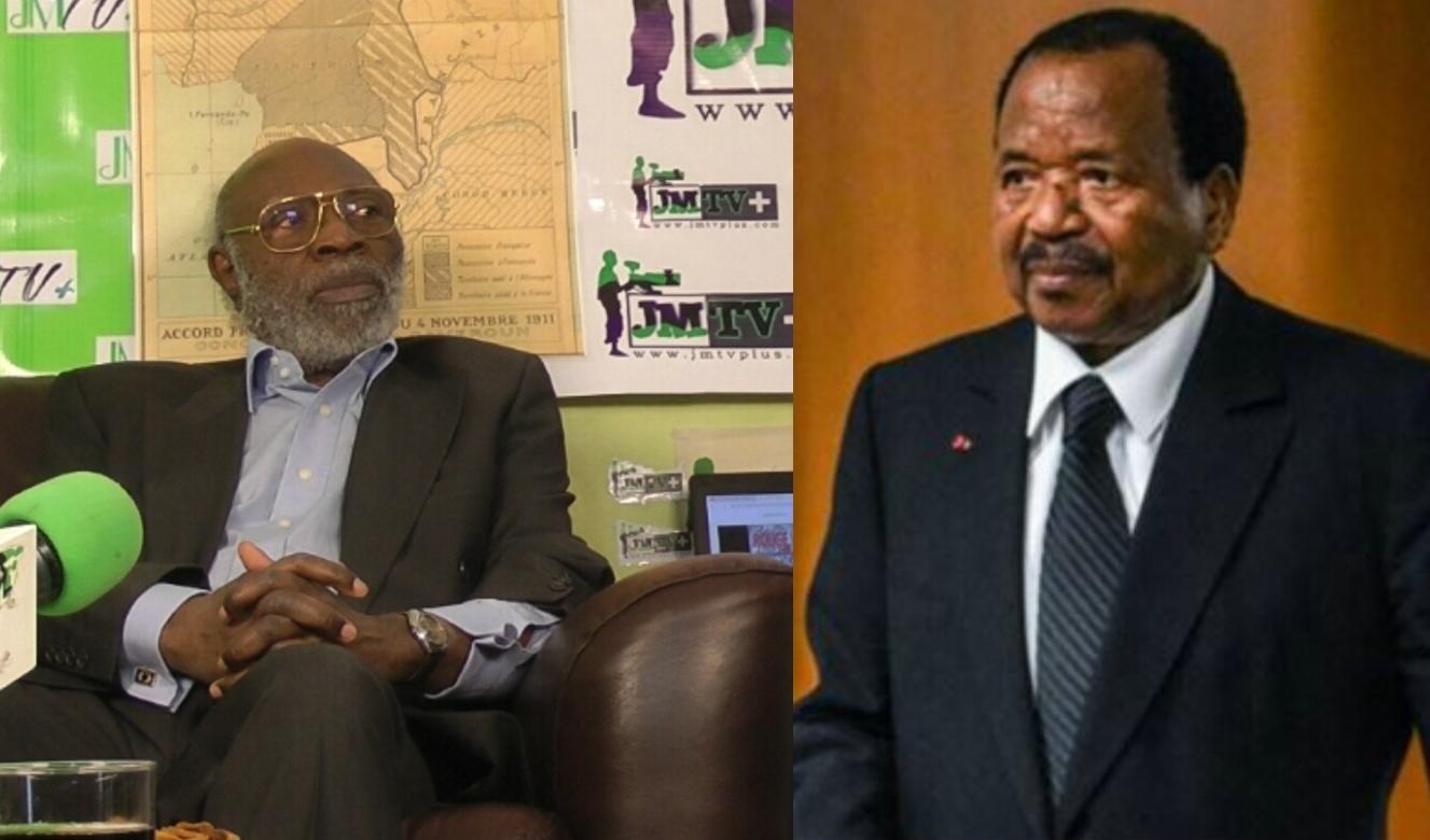 8-MOMO Le BANGANGTE:»CE N'EST PAS PAUL BIYA QUI A APPORTE LA DÉMOCRATIE AU CAMEROUN…»