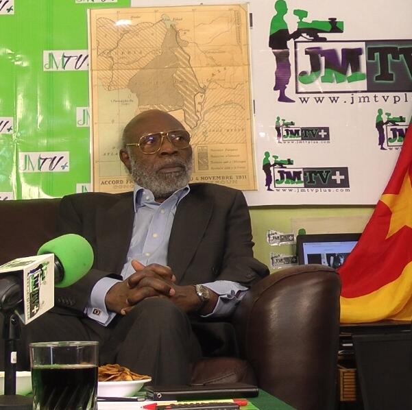9-MOMO LE BAGANGTE: «LE CAMEROUN N'EST PAS INDÉPENDANT»