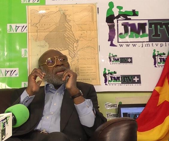 7-MOMO LE BANGANGTE:»LE SOUS-SOL DU CAMEROUN N'APPARTIENT PAS AUX CAMEROUNAIS»