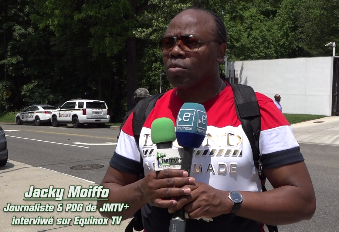 JACKY MOIFFO sur EQUINOX TV: » JMTV+ A POUR VOCATION D'ALLER VERS TOUS»