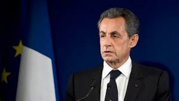 Nicolas Sarkozy s'alarme de « la disparition de l'Occident »