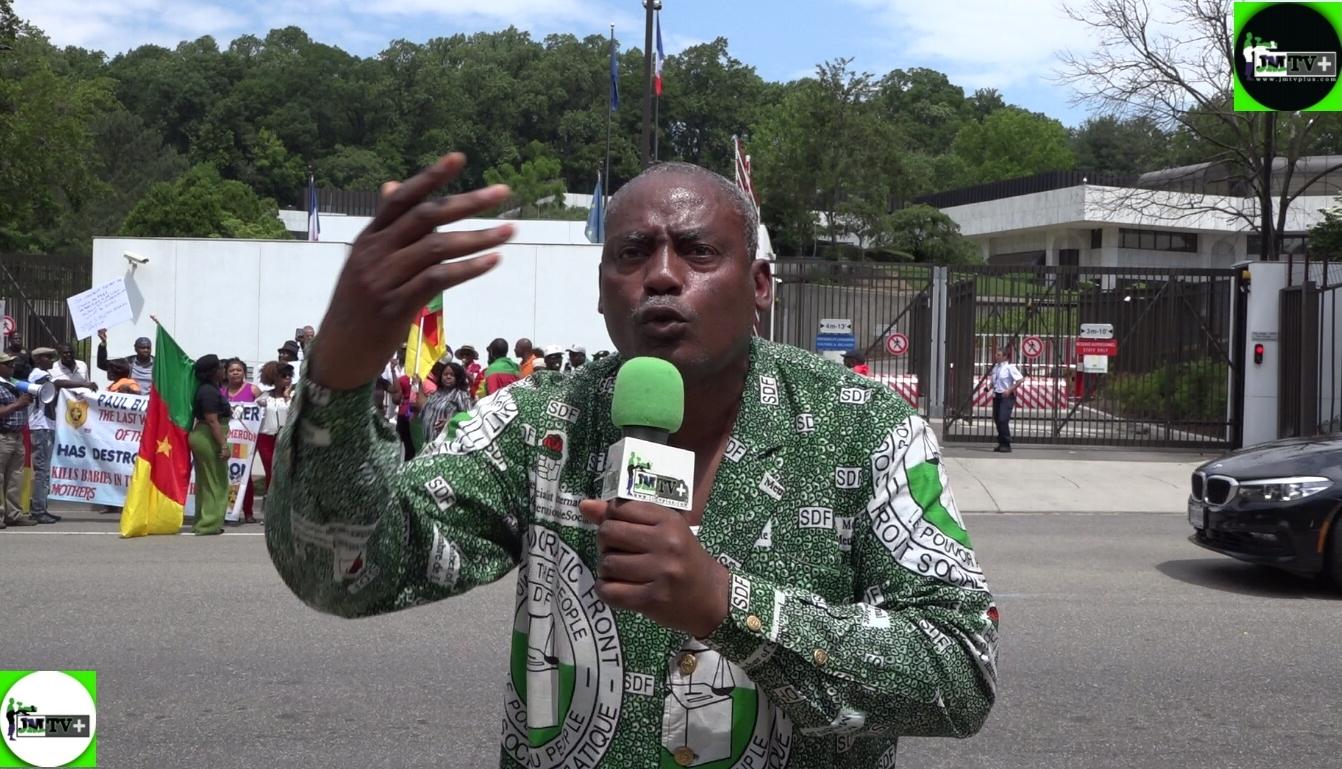 BERTRAND TCHAPOUA: «KAMTO A GAGNE LES ELECTIONS AU CAMEROUN OUI OU NON?»