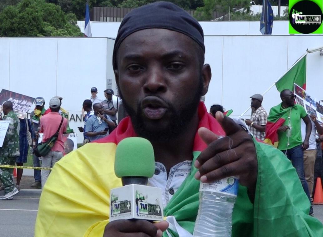 MRC-USA/MERIME:»QUAND ON PARLE DE TRIBALISME AU CAMEROUN JE PENSE QUE C'EST UNE DISTRACTION»