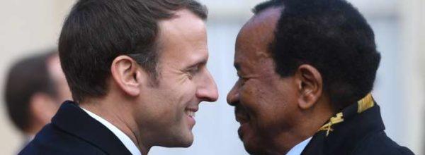 « Au Cameroun, la diplomatie française défend les intérêts d'une élite prédatrice »