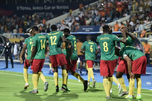 CAN 2019 : les Lions ferment les portes du vestiaire au ministre des sports camerounais