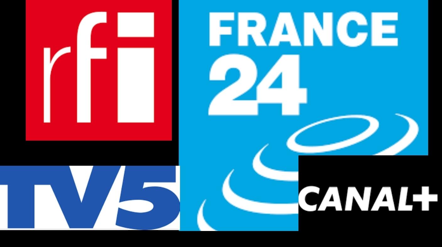 La chute des médias français en Afrique