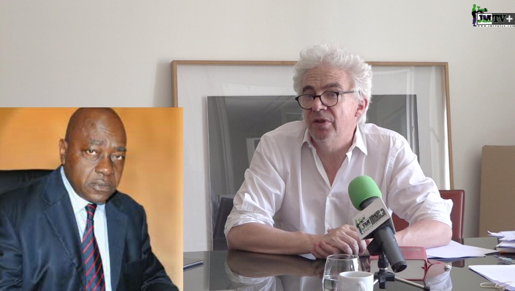 «L»INCARCÉRATION de PENDA EKOKA,et des AUTRES,EST UNE PERSÉCUTION POLITIQUE»:Me WILLIAM BOURDON