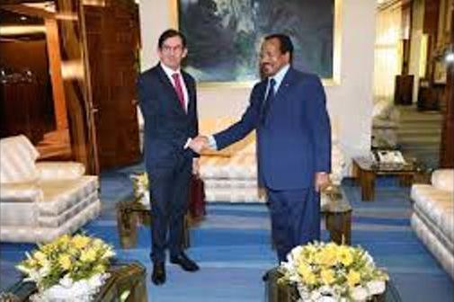 CAMEROUN/FRANCE: Gilles Thibault a proposé une importante somme d'argent à Maurice Kamto