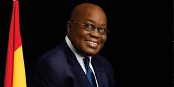 Le président ghanéen Nana Akufo-Addo désigné «meilleur président de l'Afrique»