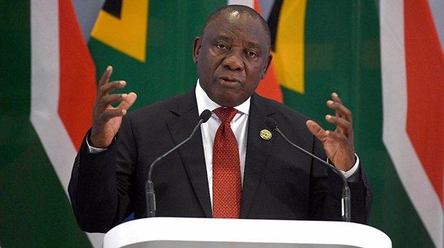 Le président sud-africain implore les chefs d'Etats à lancer une monnaie unique africaine