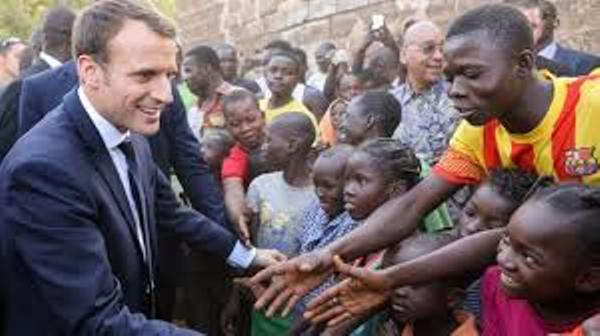 Pourquoi Macron veut s'appuyer sur la diaspora africaine