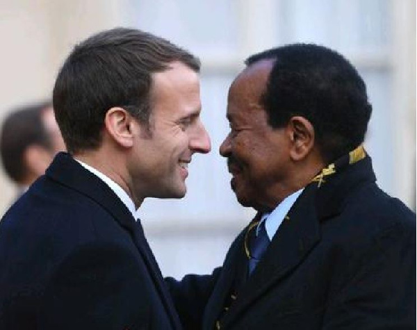 CONFIDENTIEL: la France veut imposer le successeur de Paul Biya