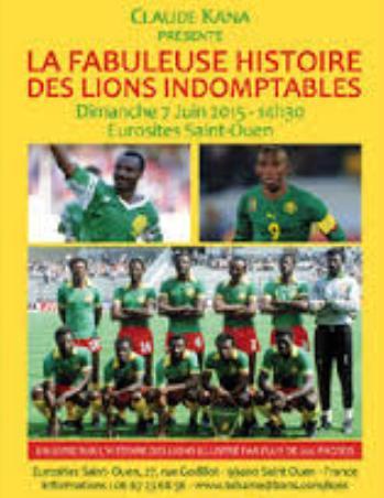 LA FABULEUSE HISTOIRE DES LIONS INDOMPTABLES 3ème Partie