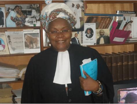 Évacuation d'Yves-Michel Fotso : Me Alice Nkom, félicite Paul Biya