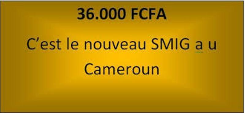 Comment relever le SMIG (Salaire Minimum Interprofessionnel Garanti) et revaloriser à la hausse la rémunération des travailleurs camerounais ?