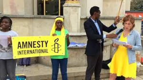 GABON: SITUATION des DROITS HUMAINS, INTERVENTION d'AMNESTY INTERNATIONAL FRANCE
