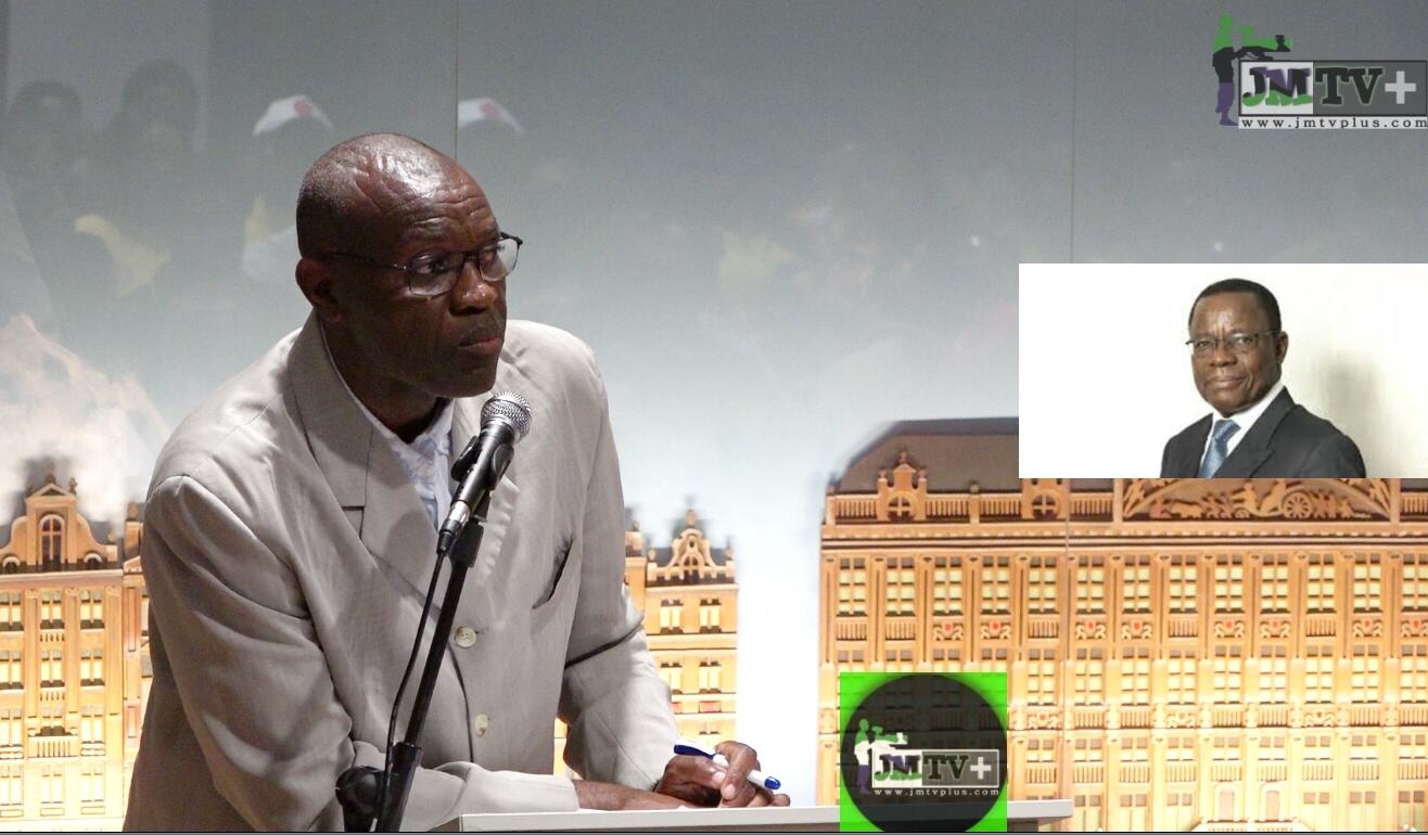 CONFÉRENCE de BRUXELLES/HENRI DJOKO: SITUATION DES PRISONNIERS POLITIQUES AU CAMEROUN