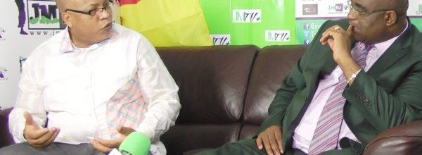 4-Pr NYAMDING:»IL YA UN PROBLÈME AU CAMEROUN CONCERNANT NOTRE PROCESSUS DE DÉMOCRATISATION»