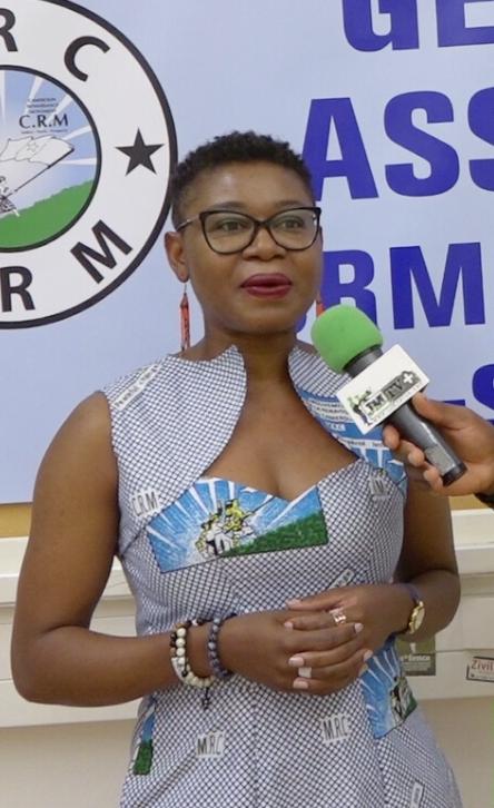 DIALOGUE NATIONAL/EDWIGE NGUKO:» ON NE PEUT PAS S'ENTRE-TUER & FAIRE LE DIALOGUE EN MÊME TEMPS»