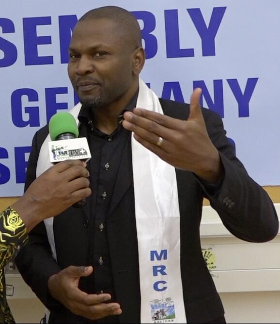 DIALOGUE NATIONAL/NGAN-NGAN:»LE MRC EST DEVENU UNE FORCE DONT ON NE PEUT PLUS SE PASSER»