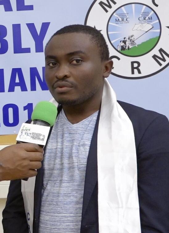 MRC/ARTHUR ZAMBOU: «POUR PARLER DIALOGUE IL FAUT D'ABORD LIBÉRER LES PRISONNIERS POLITIQUES»