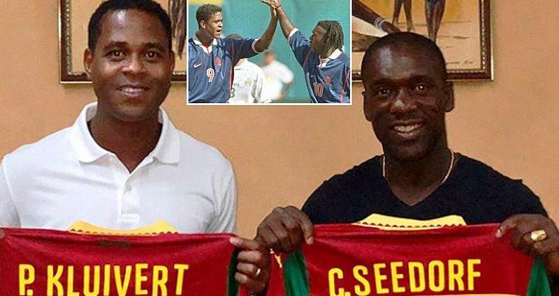 Clarence Seedorf et son adjoint Patrick Kluivert ont décidé de porter plainte contre le Cameroun, pour licenciement abusif.