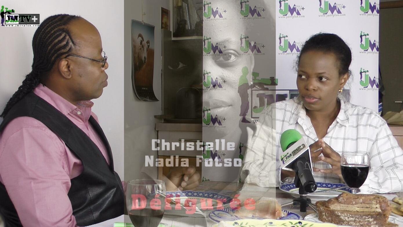 3-CHRISTELLE NADIA FOTSO: «MON PÈRE A RÉUSSI SA VIE MAIS IL A RATE SA MORT»
