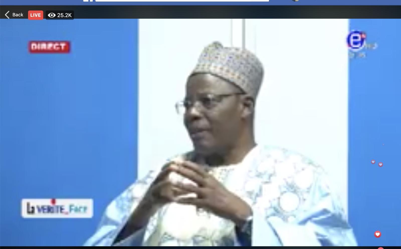 Le Professeur Maurice KAMTO, Président du MRC sur Equinox (version écrite)