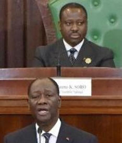 Côte d'Ivoire: Guillaume Soro promet une «résistance politique» à Alassane Ouattara