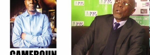 Prof TITUS EDZOA: «QUI VEUT LA PAIX PRÉPARE LA PAIX»