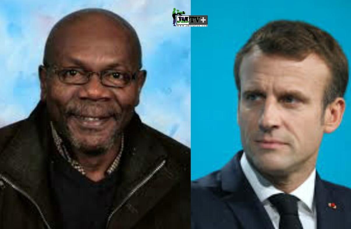 EMMANUEL MACRON,LE JOURNALISTE CAMEROUNAIS JEAN-MARIE WATONSI LUI RÉPOND