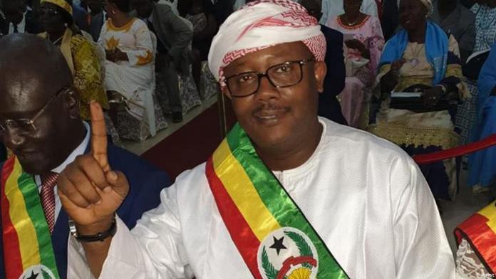 Guinée-Bissau: l'opposant Umaro Sissoco Embalo remporte la présidentielle
