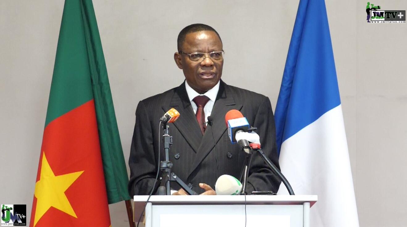 MAURICE KAMTO: CONFÉRENCE de PRESSE à PARIS du 30 Jan 20, Partie 2