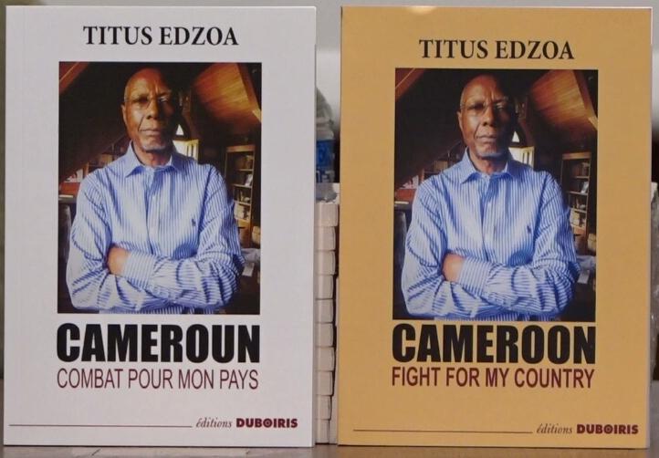 TITUS EDZOA: CONFÉRENCE de PRESSE à PARIS, Déc 2019 – Part 1
