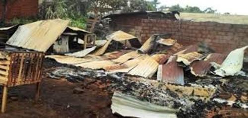 Cameroun: Massacre de Ntumbaw et Ngarbuh dans le Donga-Mantung (Nord-Ouest).ATTENTION, UN DOMMAGE COLLATÉRAL N'EXONÈRE PAS DE TOUTE RESPONSABILITÉ !