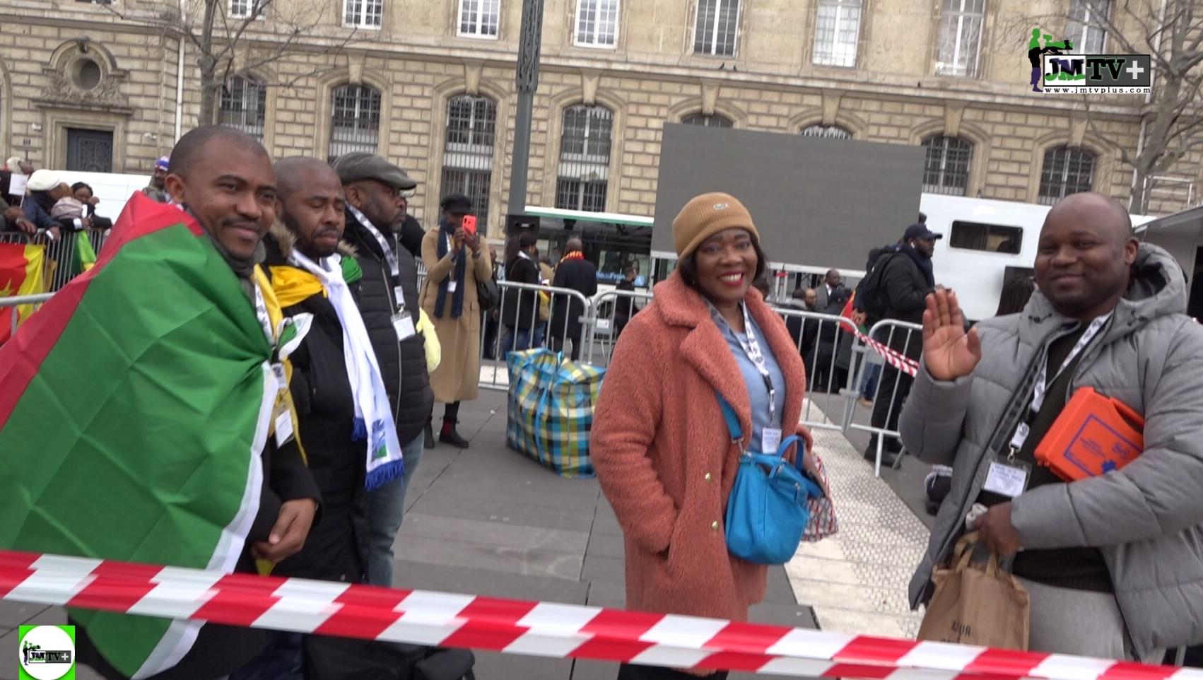 MEETING de MAURICE KAMTO à PARIS: Les MÉDECINS CAMEROUNAIS Y VEILLAIENT