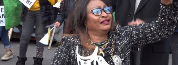 CLIN D'ŒIL de WINNIE SAVANNA au Prof MAURICE KAMTO